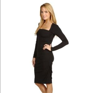 Nicole Miller Jersey Style Cocktail Dress